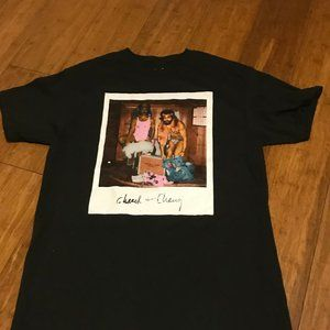 Cheech & Chong Cotton Graphic Tee Men's Size Mediu